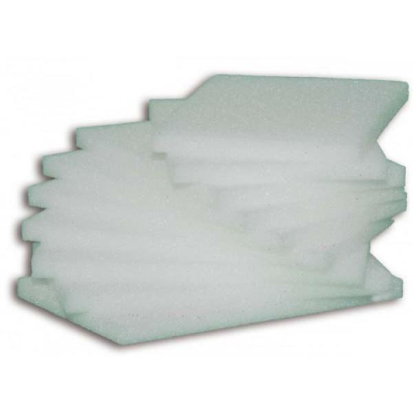 LIGASANO Лигазан белый (не стерильный) 24х16х1см (10 пластин)