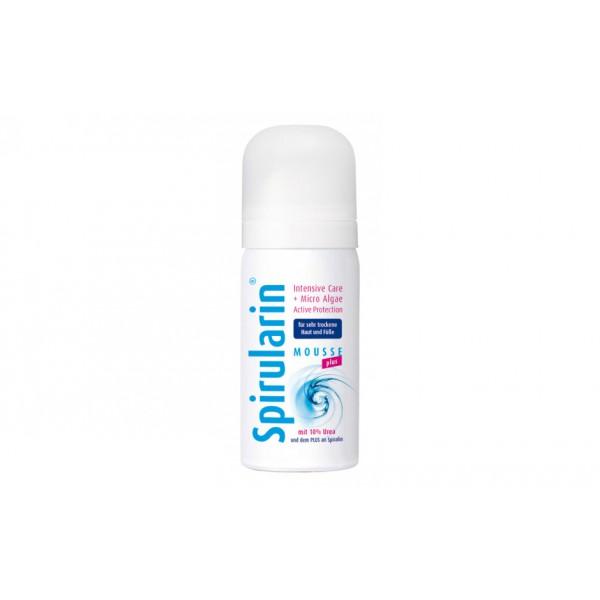 Мусс для ухода сухой кожей  Mousse Plus Spirularin®  35 мл