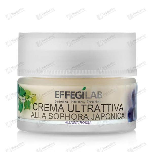 Крем ультраактивный для лица с Софорой Японской  CREMA ULTRATTIVA 50 ml..