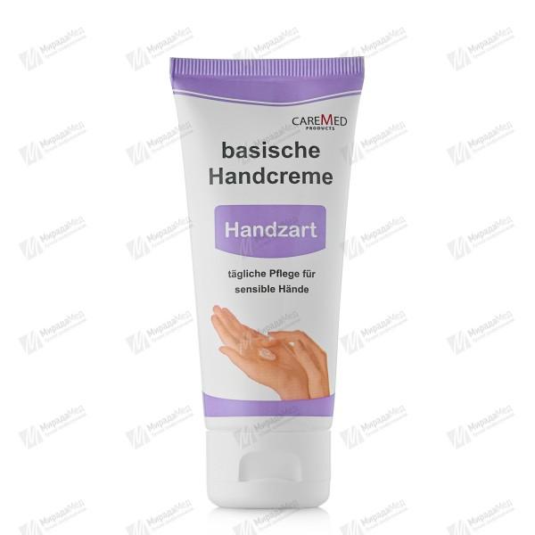 Крем увлажняющий для рук CareMed Basische Handcreme Handzart  50 мл