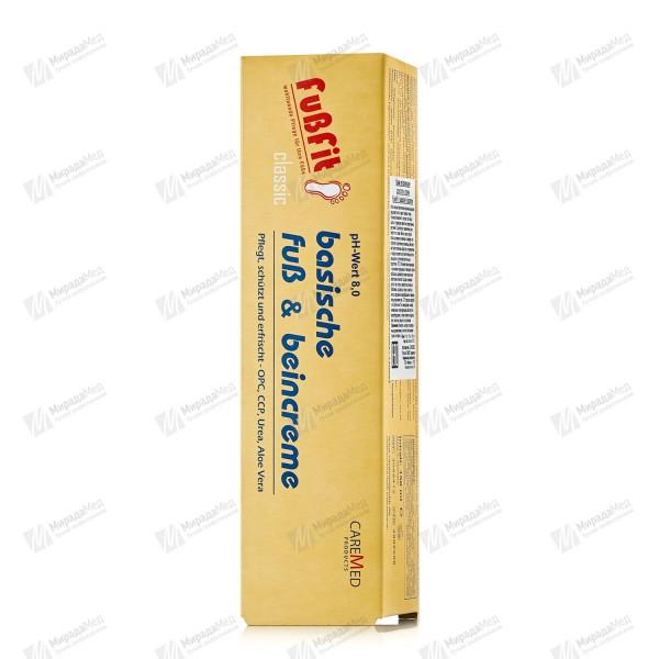 Крем увлажняющий для стоп и голени CareMed FussFit - basische Fusscreme 150 мл