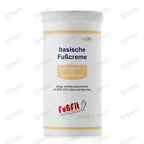 Крем увлажняющий для стоп и голени CareMed FussFit - basische Fusscreme 450 мл