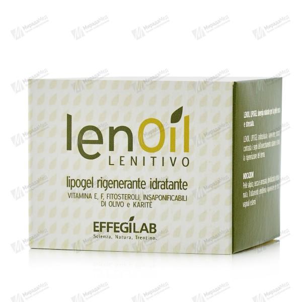 Lipogel Regenerating and Moisturizing Lenoil Line Lenitivo  50 мл