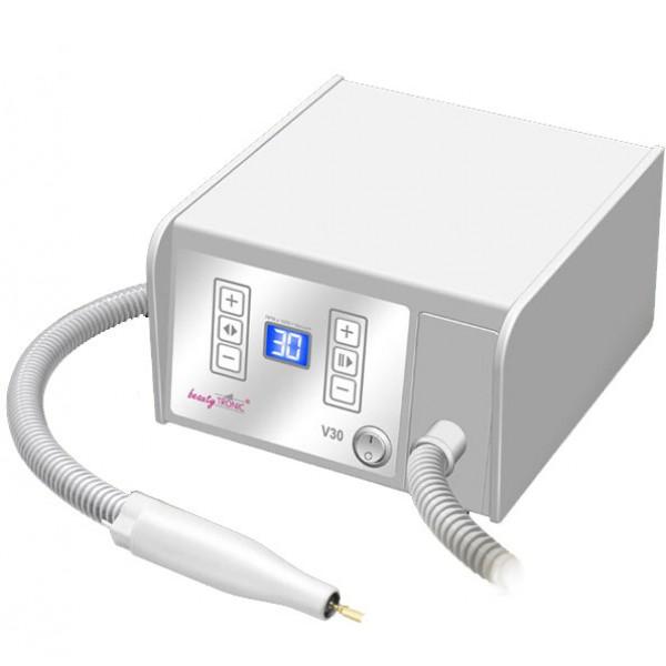 Аппарат  с пылесосом BeautyTRONIC V-30 для маникюра и педикюра