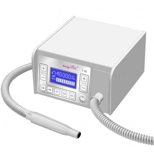 Аппарат для педикюра с пылесосом BeautyTRONIC V- 40