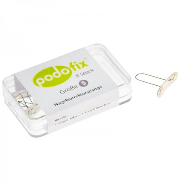 Podofix пластны S 8 шт   набор  включая спиртовые салфетки