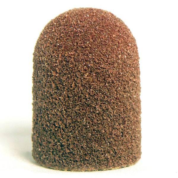 Колпачки шлифовальные Lukas 16 мм средняя крошка 80 грит